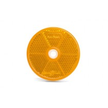 DDU CATADIOPTRIC CIRC AMARILLO 60MM