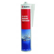 K+D PU MARINE VENTANAS COLOR NEGRO 310ML