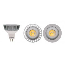 LÁMPARA LED MR16 GU5.3 6W COLOR:5000K