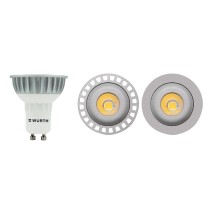 LÁMPARA LED PAR16 GU10 6W COLOR:5000K