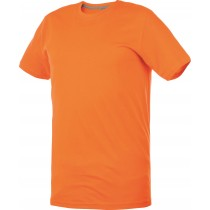 CAMISETA MC JOB+ COLOR NARANJA T:XXL