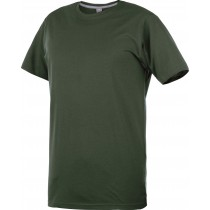CAMISETA MC JOB+ COLOR VERDE T:3XL