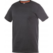 CAMISETA MC JOB+ COLOR GRIS OSCURO T:M
