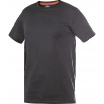 CAMISETA MC JOB+ COLOR GRIS OSCURO T:XS