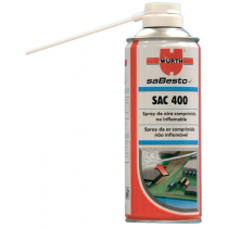 SPRAY AIRE COMPRIMIDO NO INFLAMABLE 400ML
